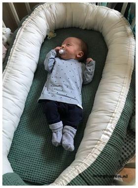 babynest wieg huren