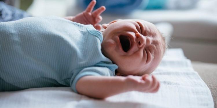 krampjes-baby foto WIJ