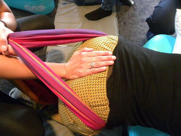 Rebozo massage wieg huren